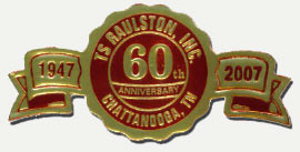 T.S. Raulston, Inc. 60th Anniversary - 1947 to 2007